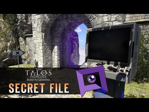 The Talos Principle: Road to Gehenna - Secret File: Jerusalem