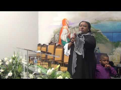 Brampton Triumphant Church of God - Communion Sunday - Sermon