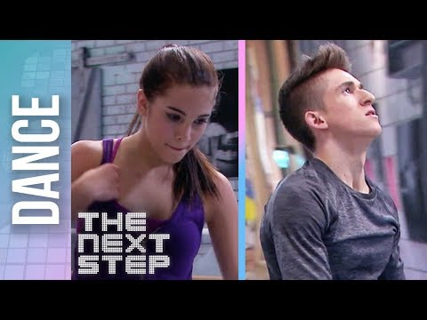 """Jacquie & Noah's """"Up in the Clouds"""" Solos - The Next Step Extended Dances"""