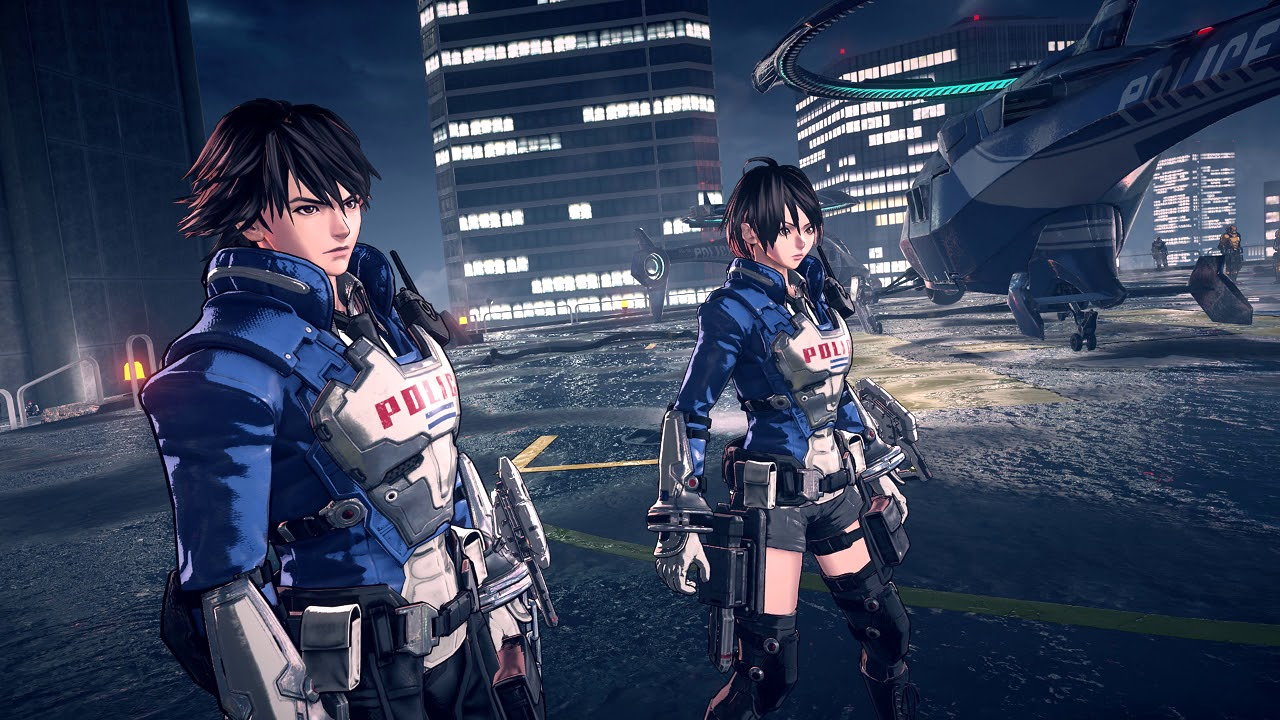 Astral Chain - Ark Mall Combat Phase [extended]