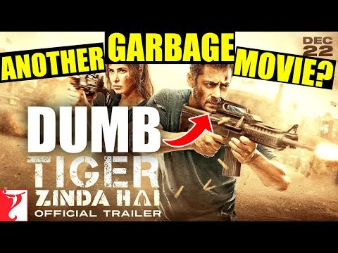 Tiger Zinda Hai: Salman Khan's Dumb Movie Fest Continues
