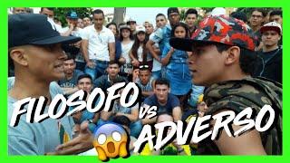 ((BATALLON)) FILOSOFO(COL) VS ADVERSO(VEN) || ALL STARS BUCARAMANGA || SKILLS MIC™