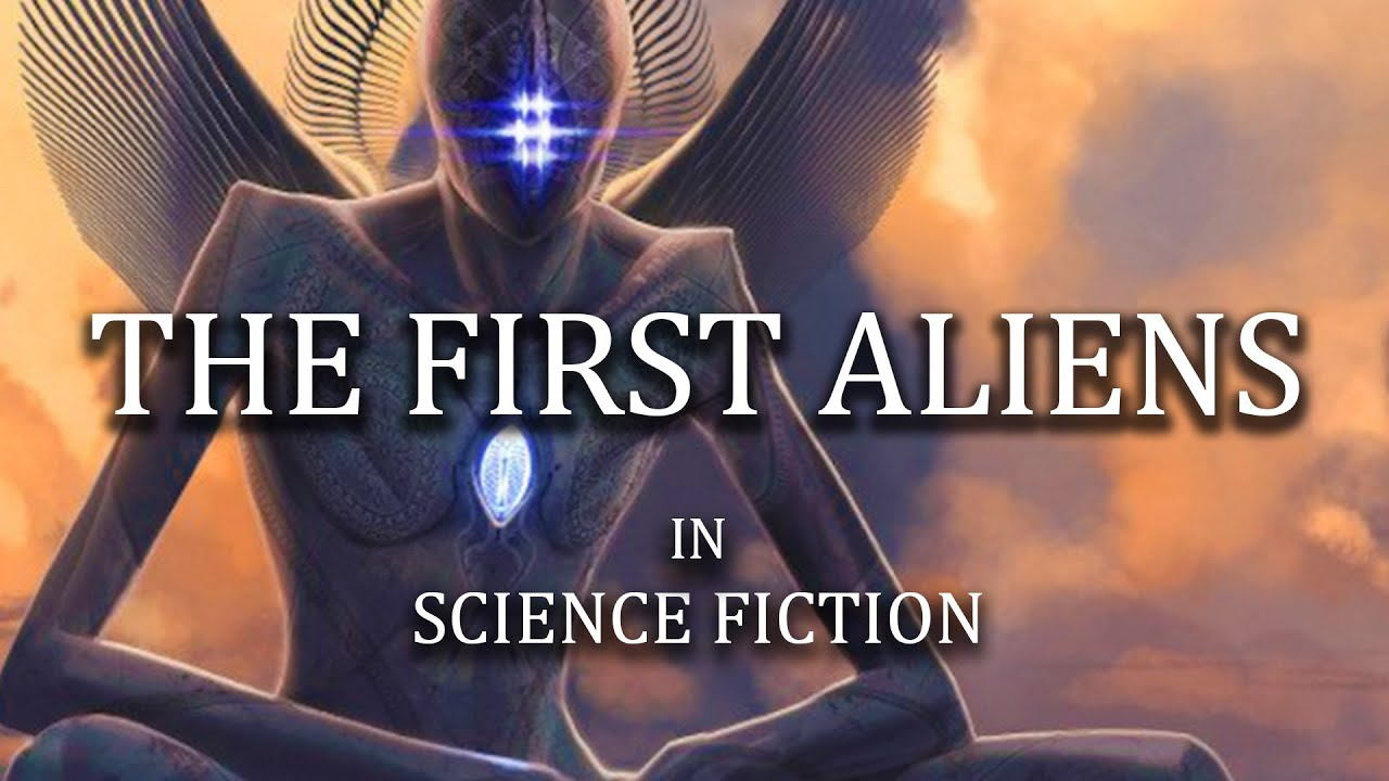 The First Aliens | A Brief History of Aliens in Science Fiction