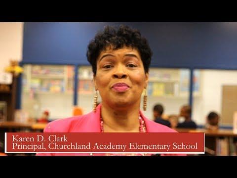 Churchland Academy Elementary School Principal