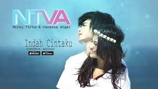 Nicky Tirta Dan Vanessa Angel - Indah Cintaku (Official Video Lyrics) #lirik