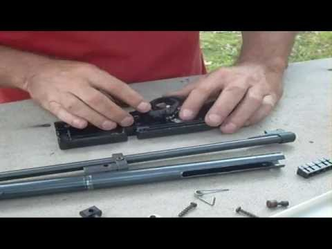 Crosman 760 disassemby,assembly and parts ordering part 2