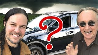 MOST PRACTICAL SUV - For Storm Chasing