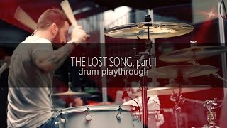 ANATHEMA - THE LOST SONG, part 1 - drum playthrough