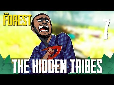 [7] The Hidden Tribes (Let's Play The Forest w/ GaLm and FUBAR)