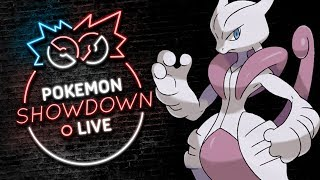KICKING ALL THE UBERS OUT WITH MEGA MEWTWO-X 🦵