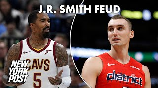 J.R. Smith feud escalates with Sam Dekker's wife after 'bulls–t' accusations | New York Post