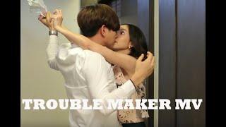 Bake me Love - Trouble maker (트러블메이커) mv ENG Sub