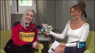 Anne-Marie talks bad ex boyfriends and Ed Sheeran | Yvette King– E! News Asia