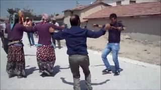 Çumra Okçu Mahallesi Düğününde Sodurlu Çılgın Gençler