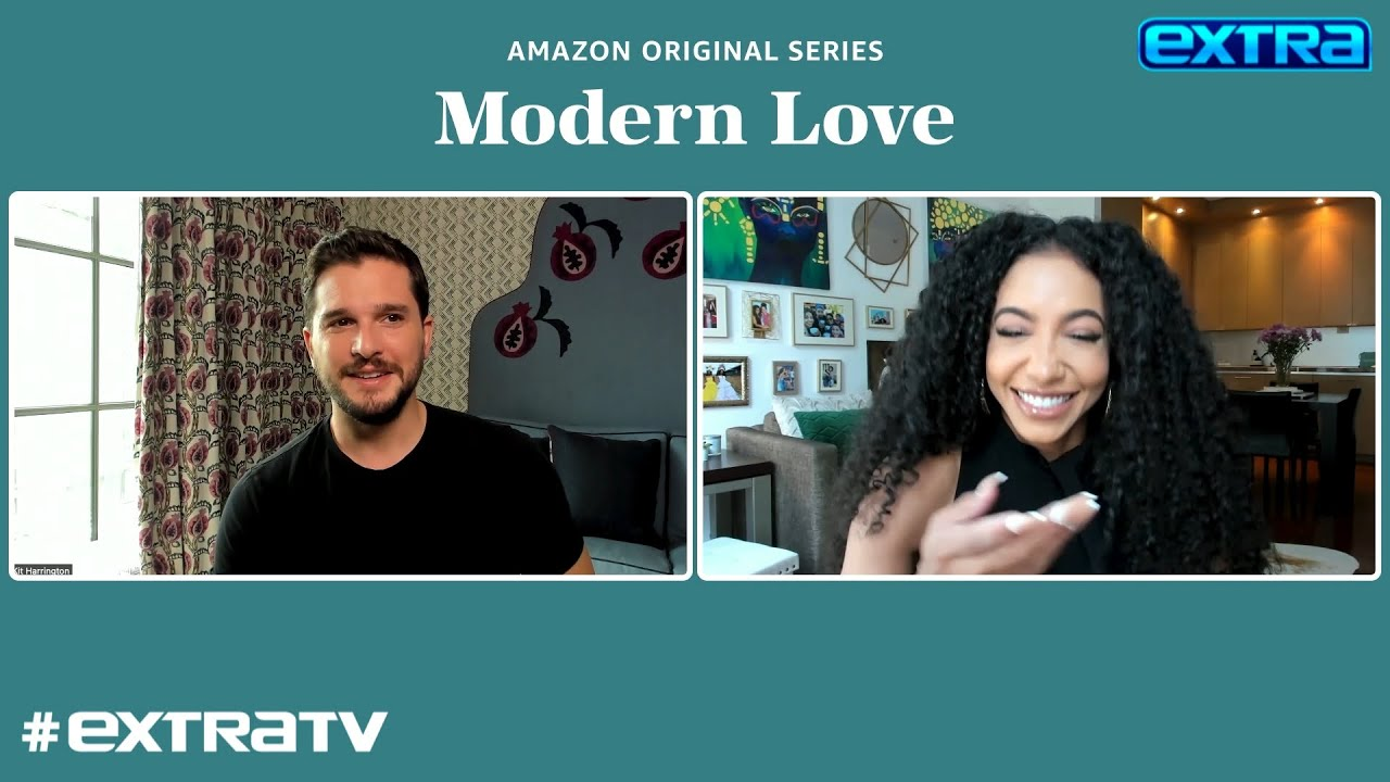 Kit Harington Talks Being a Dad, Plus: The 'Game of Thrones' Easter Egg in 'Modern Love'
