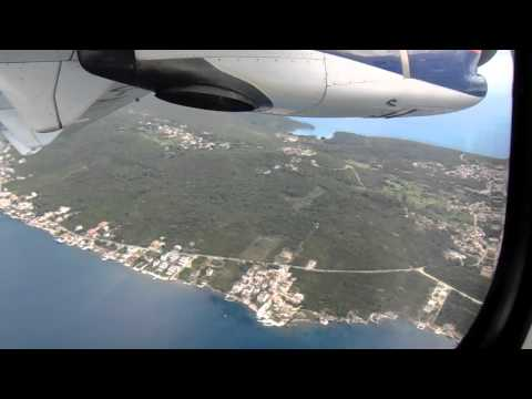 Takeoff from Tivat