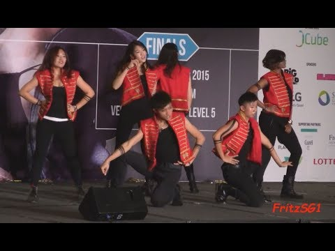 CL1MAX (Open Category) - 2015 Teenage Dance Challenge (Finals)