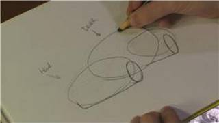 How to Draw Cars, Trucks and Bikes : Simple Steps on How to Draw a 3D Car