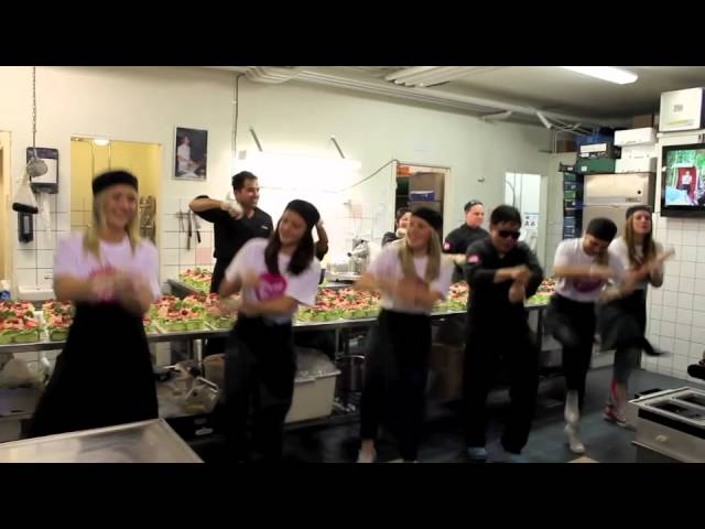 Kallskänken goes Gangnam Style