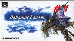 Lets Play Bahamut Lagoon Walkthrough Complete