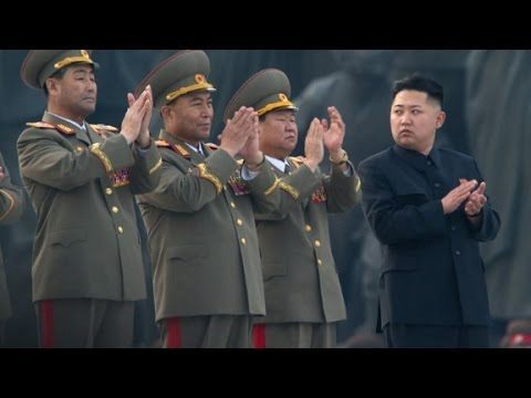 South Korea: North Korea fires short-range projectiles
