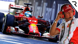 10 awkward ways F1 drivers split with Ferrari