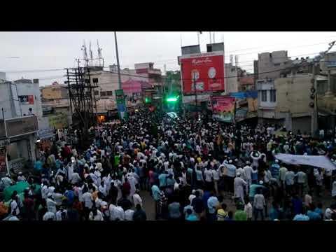 Milad_UN_Nabi.. Gadag 2017 Attar sound Heavy crowd... Tangakot