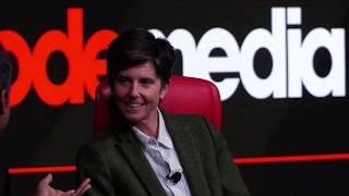 Comedian Tig Notaro | Full presentation | Code Media 2019