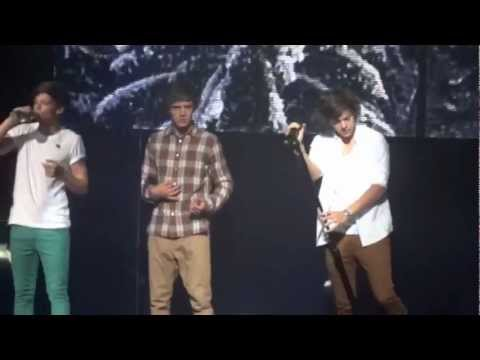 One Direction - Use Somebody (Kings of Leon cover)