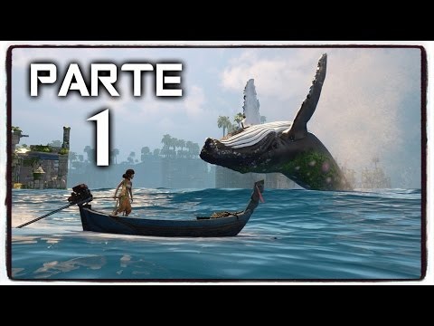 SUBMERGED Gameplay Español PC Parte 1 - 1080p HD 60fps streaming vf
