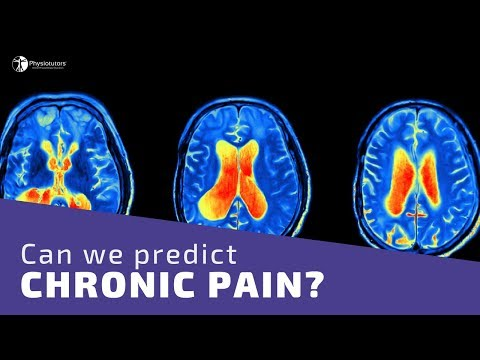 Can We Predict Chronic Pain? | San Diego Pain Summit 2018
