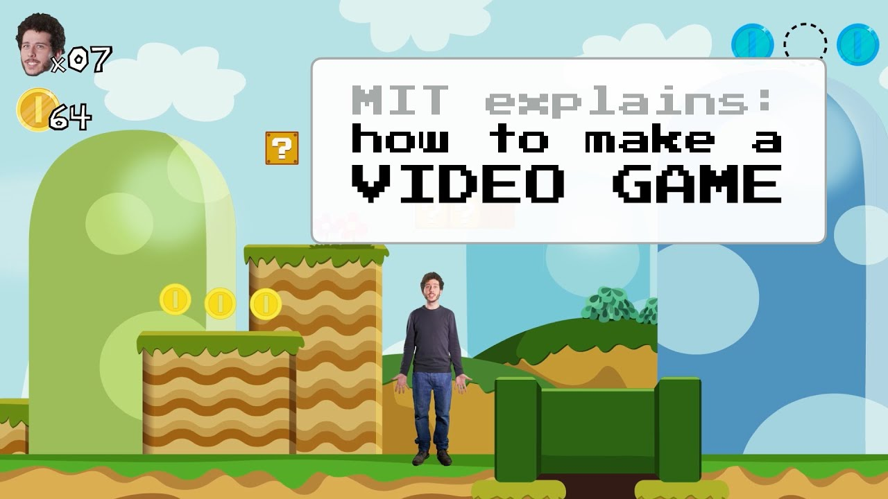 Mit Explains How To Make A Video Game Video Khan Academy