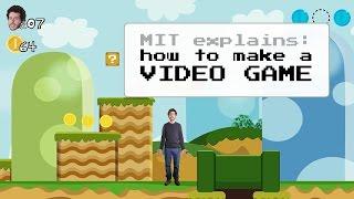 MİT Nasıl bir Video Oyunu Yapmak Açıklar: