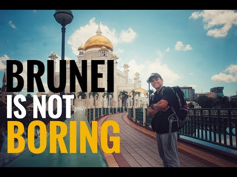 Whats it like in Brunei, Bandar Seri Begawan