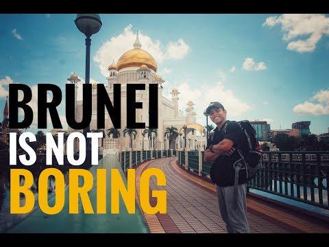Whats it like in Brunei, Bandar Seri Begawan