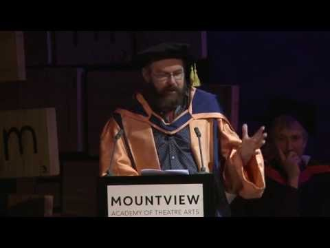Writer Dennis Kelly's Hilarious Graduation Advice