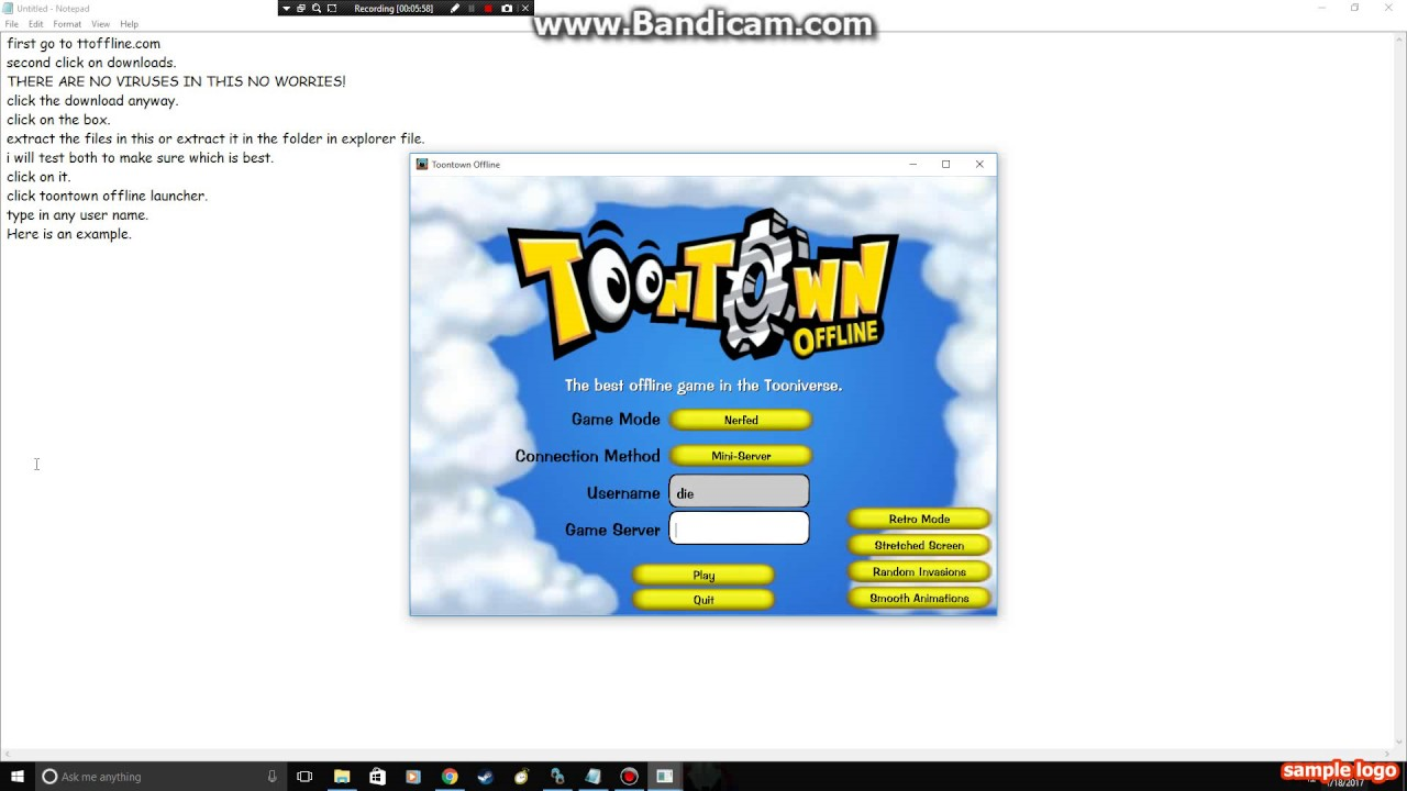 Download toontown rewritten launcher.