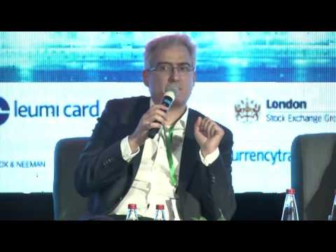 FinTech Junction Tel Aviv 2017 - Corporate Innovation & Cooperation Between Banks and Fintechs