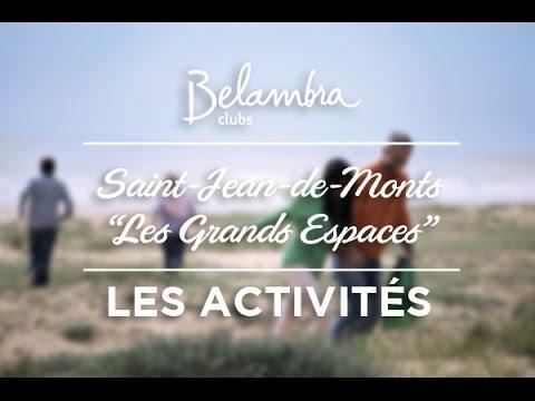 Club de vacances belambra saint jean de monts les grands - Les jardins de l atlantique st jean de monts ...