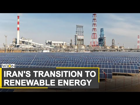 Your Story: Iran turns to solar panels in shift to renewable energy | World News