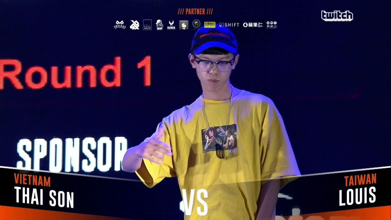 THAI SON VS LOUIS Asia Beatbox Championship 2018 Loopstation Battle