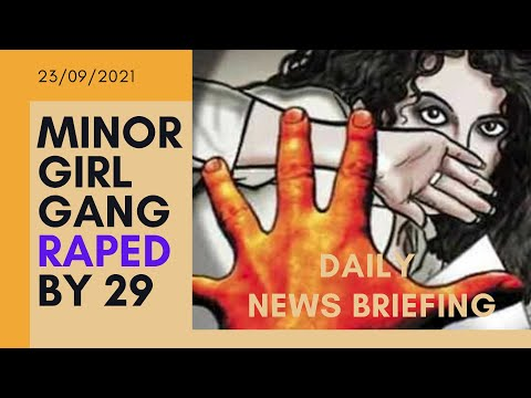29 people, including minors, gang rape minor girl in Maharashtra over months - UK NEWS BRIEFING