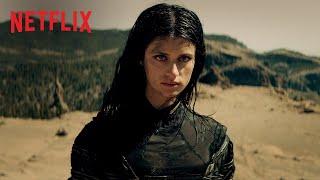 The Witcher | Conheça a personagem: Yennefer| Netflix