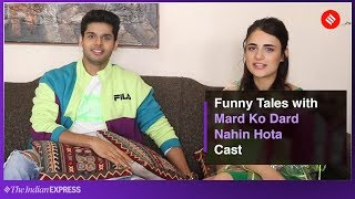 Mard Ko Dard Nahi Hota Movie: Vasan Bala is more like a mentor to me: Radhika Madan