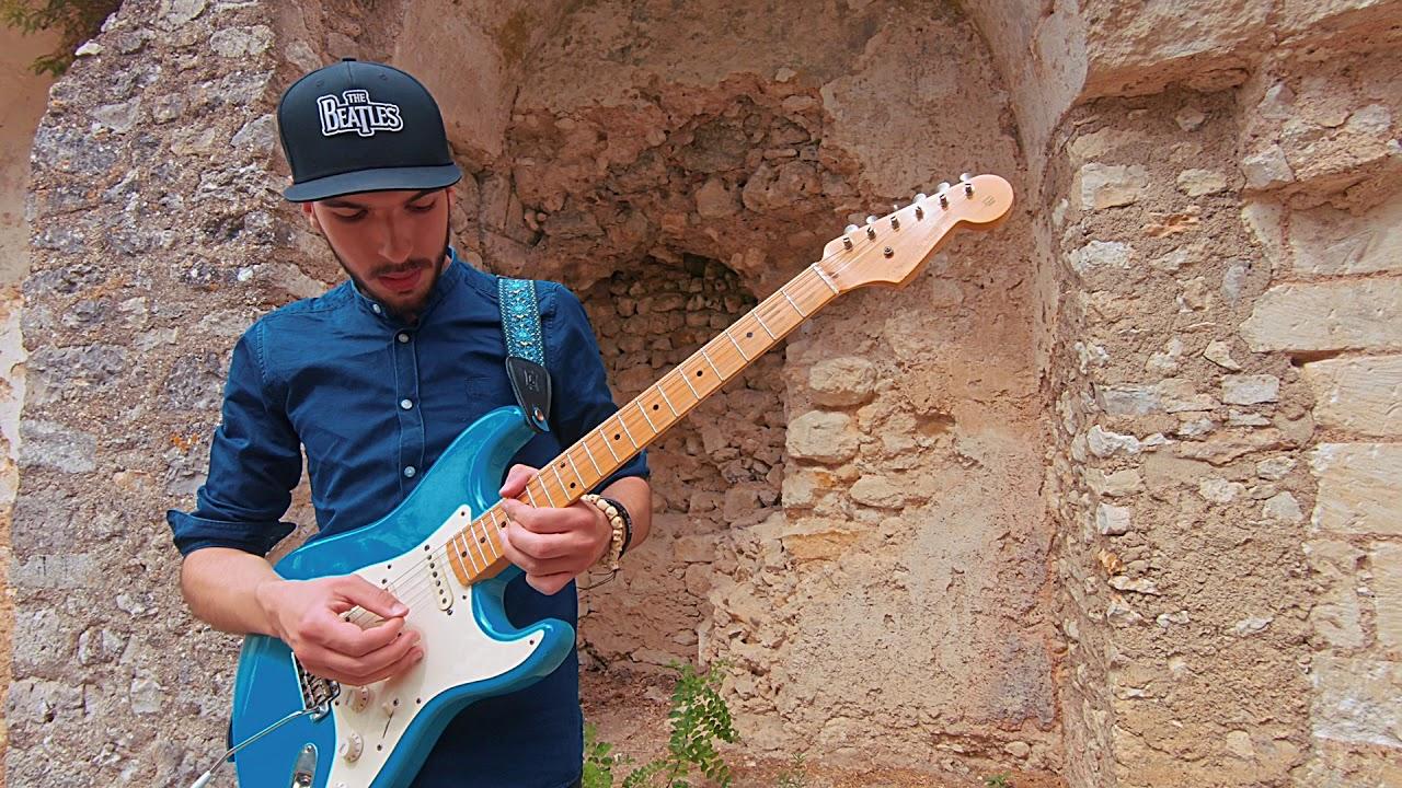 Ancien CFPM - Théo Cormier - cours particuliers pour les guitaristes