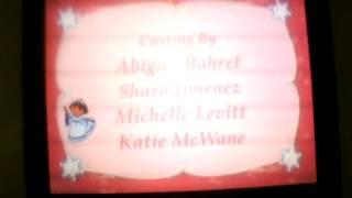 Dora Saves the Snow Princess Credits