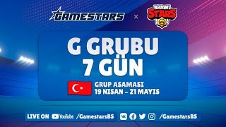 [TR] Brawl Stars Gamestars League: Season #1 | Grup Aşaması | 7. Gün | KFC Gaming TR