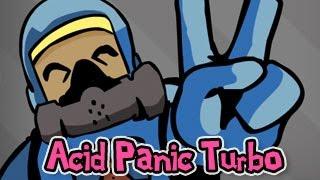 Acid Panic Turbo Walkthrough