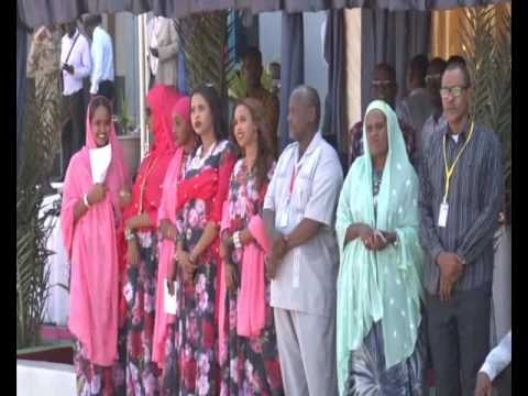 Bienvenue RADIO TELEVISION DE DJIBOUTI RTD 50TV CEREMONIE 50TV