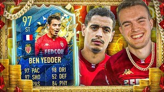 FIFA 20: TOTS BEN YEDDER Squad Builder Battle (ICED OUT 💎)